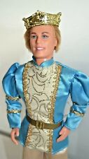 Barbie Rapunzel - Prince Ken Talking/Musical Doll, Giftwrapped
