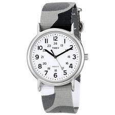 Timex T2P366 Weekender Indiglo Analog Watch