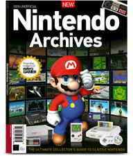 NINTENDO ARCHIVES (FROM RETRO GAMER MAGAZINE) ULTIMATE GUIDE TO CLASSIC NINTENDO
