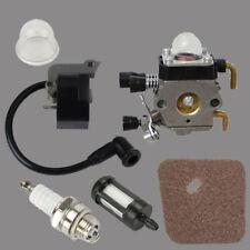 Carburateur Bobine D'Allumage Kit pour Stihl FS45 FS55 FC55 FS38 KM55 HS45
