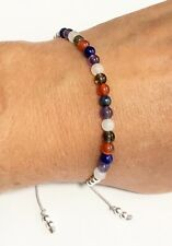 Just Gemstones Menopause Support Healing Balance Bracelet - Adjustable
