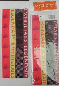 8 Women's Legendary Whitetails Performance Headbands Pink Deer Black Purple