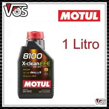 OLIO MOTORE MOTUL 8100 X-clean EFE 5W30 dexos2 C3 1 litro 1lt 100% SINTETICO