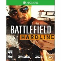 Battlefield Hardline - Original Microsoft Xbox One Game