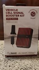 weBoost Drive Reach 470154 Cell Phone Signal Booster Kit Car Truck SUV