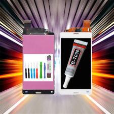 Recambios pantallas LCD blancos Para Sony Xperia Z3 Compact para teléfonos móviles