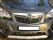Rinforzo cromo per OPEL MOKKA dal 2012 al 2016 CROMO TUNING PARAURTI Vauxhall