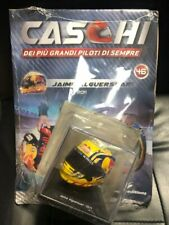 I Caschi dei Più Grandi Piloti di Formula 1 46 Jaime Alguersuari 2011 Scala 1:5