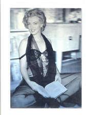 MARILYN MONROE 1992 HAROLD LLOYD COLLECTION PROTOTYPE HOLOGRAM CARD AC792