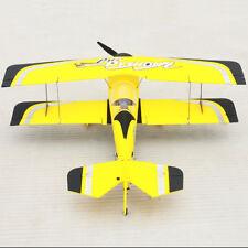 Dynam RC Airplane Aerobatics Pitts Model 12 Yellow 1070mm Wingspan -PNP