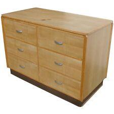meuble de métier / commode 6 tiroirs / comptoir / îlot de cuisine / 65x130x90 cm