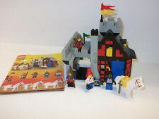Lego 10000 Ritter Gasthaus Figuren Bauanleitung komplett zu Ritterburg (6067)