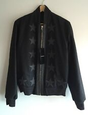 GIVENCHY STAR WOOL OVERSIZED BOMBER JACKET SIZE S (FITS M-L) RRP £1525