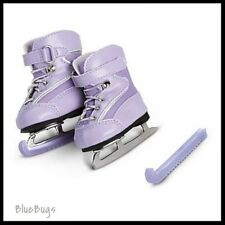 NEW IN BOX American Girl Retired Mia Mia's Purple Practice Skates