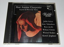 CD - CHARPENTIER - LECONS DU MERCREDY SAINCT - HMC 901005