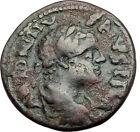ELAGABALUS 218AD Parion Parium Mysia Authentic Ancient Roman Coin Genius i65181