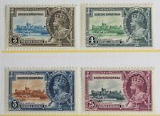 British Honduras – 1935 – Silver Jubilee – LM Mint (R5-E)