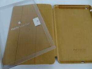 Apple iPad Air Smart Case Brown Leather MF047LL/A Folding in box 4th Generation
