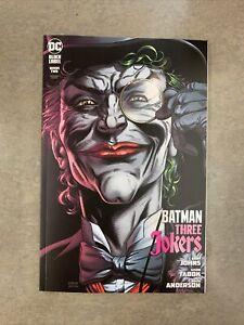Batman Three Jokers #2 Premium Death In the Family Top Hat Variant DC 2020