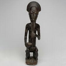 DJ4 Baule Figur Asie Usu Blolo Bla weiblich / Statuette baoule / Baule Figure