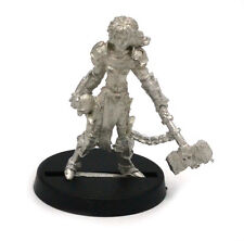 Elf Death Knight Miniature Figure for 28mm Table top Wargames - Made in USA