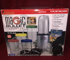 The Original Magic Bullet Express Set Model 7712 As Seen on Tv. Tested