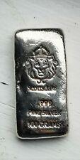 More details for scottsdale 100 gram silver bar