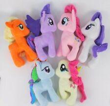 My little Pony Plush toy stuffed toy 25cm tall 6 Colours Plush toys AU stock