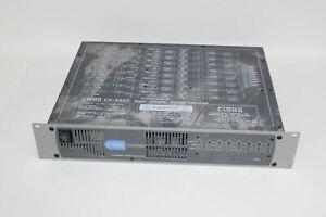 CLOUD CXA850 Multi Channel Power Amplifier 8x50W 4 Ohms With Speaker Output