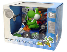 Mario Kart Wii Radio Control Yoshi Kart Large Size remote included *BRAND NEW!*