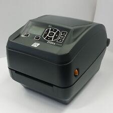 USED Zebra ZD500R Direct thermal Thermal Transfer Label RFID Docket Printer 1105