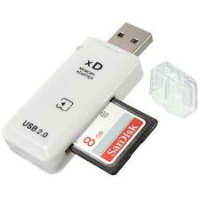 USB XD Memory Card Reader Adapter For SanDick Olympus Fuji XD Camera Picture