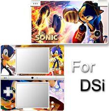 Sonic VINYL SKIN Cover DECAL STICKER for NINTENDO DSi 1