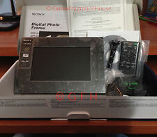 """7"""" Sony Digital Picture Frame Sony DPF-D710 DPFD710 LCD Great Gift Sony S-Frame"""