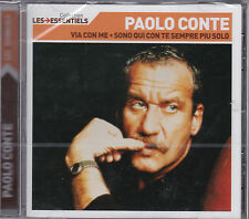 CD 15T PAOLO CONTE LES ESSENTIELS BEST OF 2002 TRES BON ETAT