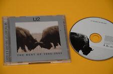 2CD (NO LP ) ORIG  2002 CON LIBRETTO: U2 1990-2000 + B-SIDE TOP EX+