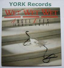 "WET WET WET - Angel Eyes - Excellent Condition 7"" Single Precious JEWEL 6"