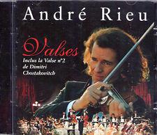 CD 14T ANDRE RIEU VALSES DE 1994 ETAT NEUF IMPORT NETHERLANDS