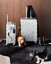 Tumi 19 Degree Aluminum International  Packing Case Bag 36864SLV2 Silver $995