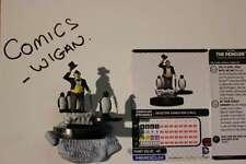 """DC Heroclix """"Joker's Wild"""" #50 Pingüino-Super Raro"""