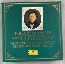 Classical CD Box Set /  Robert Schumann Lieder Dietrich Fischer Dieskau