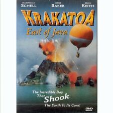 Krakatoa, East of Java (1969) DVD (NEW) / NO CASE (Only Cover & Disc)
