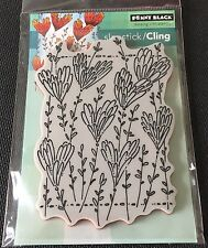 Penny Black - APPLAUSE - Slapstick/Cling Rubber Stamp - BNIP
