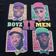 Inspried Boyz II Men Band Short Sleeve Black S-234XL Men Women T-Shirt PP069