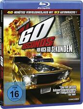 GONE IN 60 SECONDS - H. B. Halicki, Marion Busia NEW SEALED BLU-RAY REGION FREE