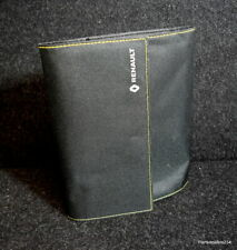 GENUINE RENAULT DOCUMENT OWNERS MANUAL WALLET