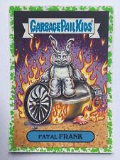 Garbage Pail Kids Oh The Horror Sticker 3b Modern Sci-Fi Fatal Frank Green
