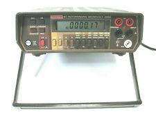 Keithley 197 Autoranging Microvolt DMM Digital Multimeter, Free Ship