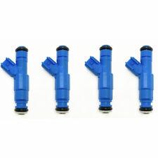 4pcs UPGRADE EV6 Fuel Injectors 36lbs for Volvo 2007-2011 9-3 10-11 9-3X 2.0L L4