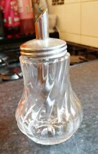 More details for stoha design ~ german quality glass & stainless steel sugar dispenser cafe style